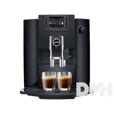 Jura E60 fekete kávéfőző
