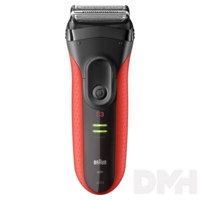 Braun 3-3030 fekete férfi borotva .