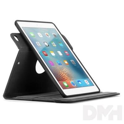 "Targus THZ634GL Versavu 9,7"" iPad (2017),  iPad Pro, Air, Air 2 forgatható fekete védő tok"