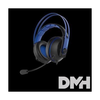 ASUS Cerberus V2 Gamer Fekete/Kék headset