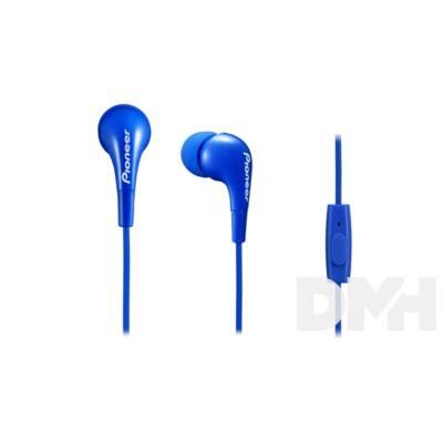 Pioneer SE-CL502T-L kék fülhallgató