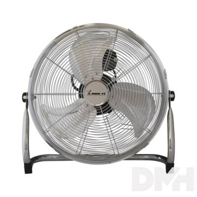 Momert 2356 króm-ezüst padló ventilátor