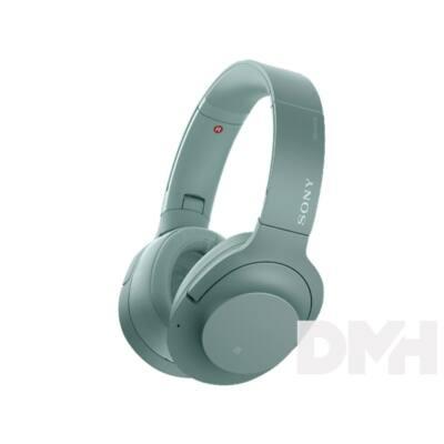 Sony WHH900 Hi-Res Bluetooth zöld fejhallgató headset aptX
