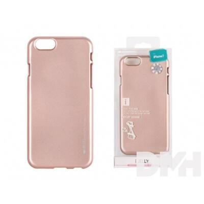 iTotal JELLYIP7RG Jelly iPhone 7 rószaarany hátlap