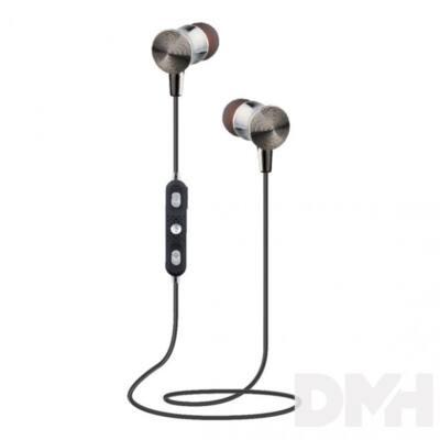 Sbox EP-BT218 Bluetooth fekete fülhallgató headset