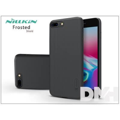 Nillkin NL148147 FR iPhone 7+/8+ fekete hátlap képernyővédő fóliával