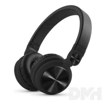 Energy Sistem EN 425877 Headphones DJ2 fekete fejhallgató headset