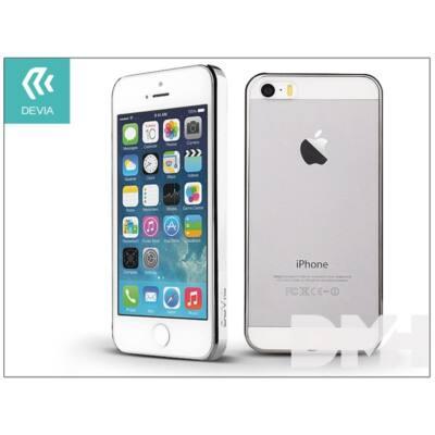 Devia ST983512 GLIMMER iPhone 5/5S/SE ezüst hátlap