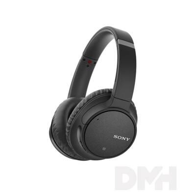 Sony WHCH700NB Bluetooth fekete zajszűrős fejhallgató