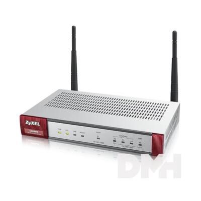 ZyXEL USG40W Vezeték nélküli 300Mbps Tűzfal + UTM Licensz bundle