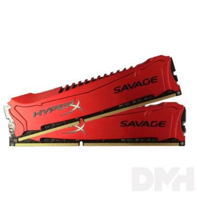 Kingston 16GB/1600MHz DDR-3 HyperX Savage XMP (Kit! 2db 8GB) (HX316C9SRK2/16) memória