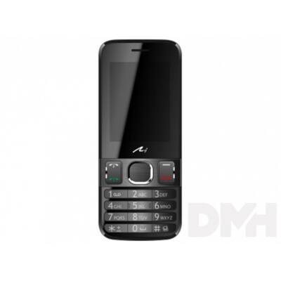 """Navon Mizu BT180 2,8"""" fekete mobiltelefon"""