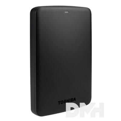 """Toshiba HDTB320EK3CA 2,5"""" 2TB USB3.0 fekete külső winchester"""