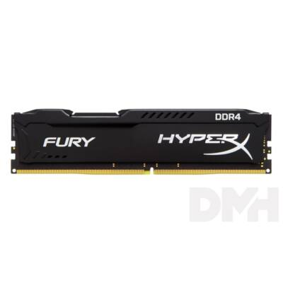 Kingston 8GB/2133MHz DDR-4 HyperX FURY fekete (HX421C14FB2/8) memória