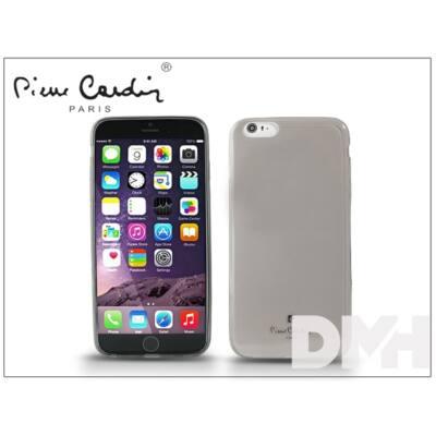 Pierre Cardin BCTPU6BKIP6+ iPhone 6 slim szürke hátlap