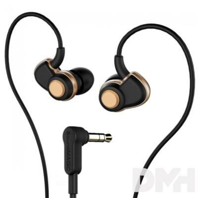 SoundMAGIC PL30+ In-Ear fekete-arany fülhallgató