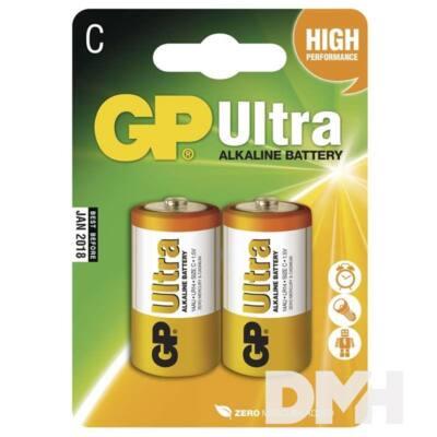 GP B1931 C 2db/bliszter Ultra alkáli C elem
