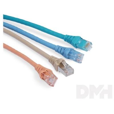 Legrand Cat6 (F/UTP) világos kék 3 méter Linkeo árnyékolt patch kábel