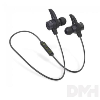 Brainwavz BLU-200 In-Ear Bluetooth fekete fülhallgató headset