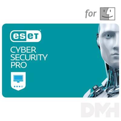 ESET Cyber Security Pro hosszabbítás HUN 3 Felhasználó 1 év online vírusirtó szoftver