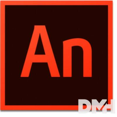 Adobe Animate CC Multi European MLP 1 év Subscription licenc szoftver