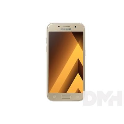 "Samsung SM-A320F A3 (2017) 4,7"" LTE 16GB arany okostelefon"