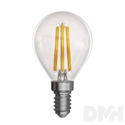 Emos Z74230 FILAMENT GLOBE MINI 4W E14 meleg fehér LED izzó
