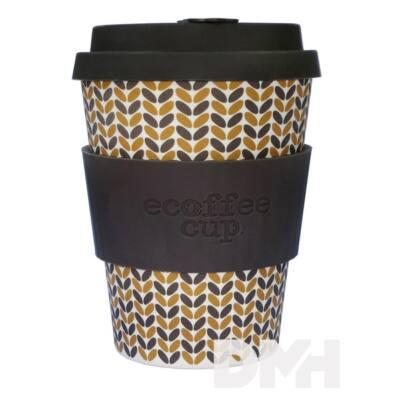 Ecoffee Cup Threadneedle 400ml hordozható kávéspohár