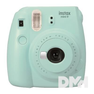 Fujifilm Instax Mini 9 világoskék analóg fényképezőgép