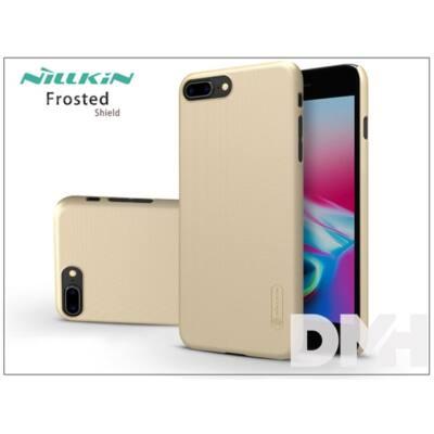 Nillkin NL148178 FR iPhone 7+/8+ arany hátlap képernyővédő fóliával
