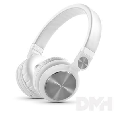 Energy Sistem EN 426737 Headphones DJ2 fehér fejhallgató headset
