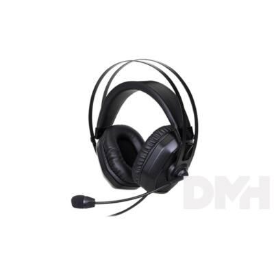 Cooler Master MasterPulse MH320 fekete gamer headset