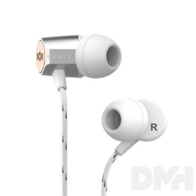 MARLEY EM-JE091-SV ezüst fülhallgató headset