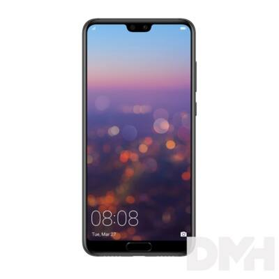 "Huawei P20 Pro 6,1"" LTE 128GB Dual SIM éjfekete okostelefon"