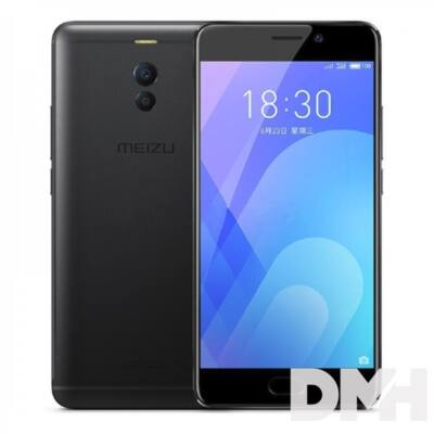 "Meizu M6 Note 5,5"" LTE 32GB Dual SIM EU fekete okostelefon"