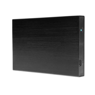Tracer 723AL hordozható HDD ház 2.5'' SATA max: 750 GB