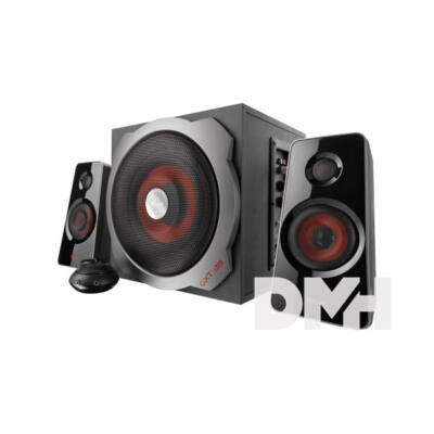 Trust GXT 38 2.1 Ultimate Bass jack 60W fa gamer hangszóró