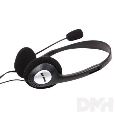 Acme CD602 mikrofonos fejhallgató