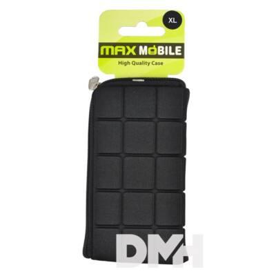 Max Mobile iCROC XXL fekete Galaxy S3 tok