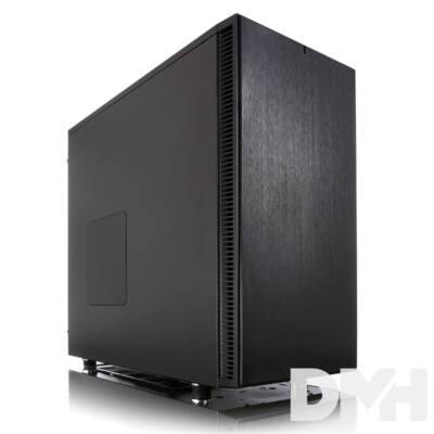 Fractal Design Define S Fekete (Táp nélküli) ATX ház