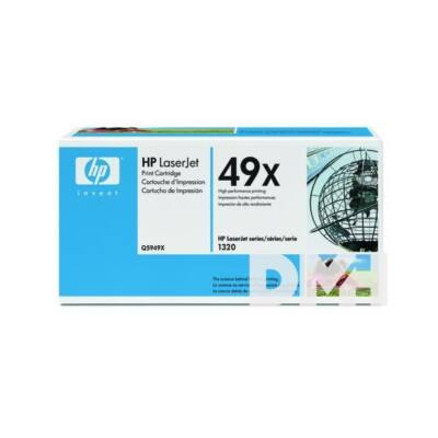 HP Q5949X (49X) fekete nagykapacitású toner