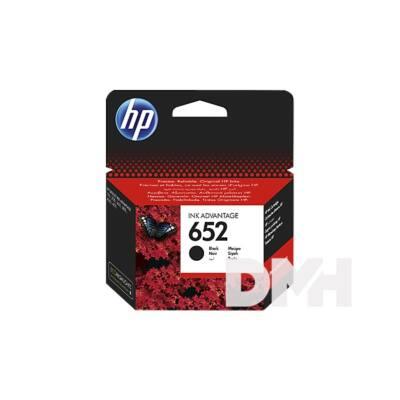 HP F6V25AE (652) fekete tintapatron