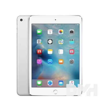 Apple iPad mini 4 128 GB Wi-Fi + Cellular (ezüst)