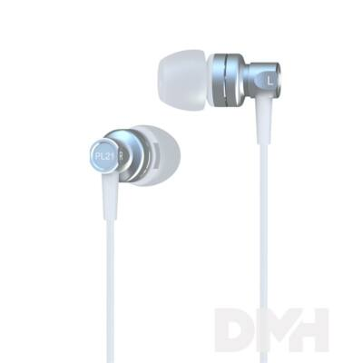 SoundMAGIC SM-PL21-02 PL21 fehér fülhallgató