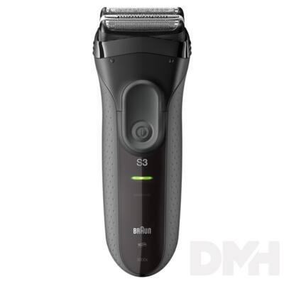 Braun 3-3000 fekete férfi borotva .