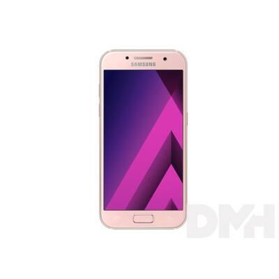 "Samsung SM-A320F A3 (2017)4,7"" LTE 16GB barack okostelefon"
