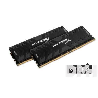 Kingston 16GB/3600MHz DDR-4 HyperX Predator XMP (Kit! 2db 8GB) (HX436C17PB3K2/16) memória