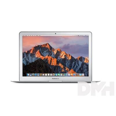 "Apple MacBook Air 13,3""/Intel Core i5 DC 1,8GHz/8GB/128GB/Intel HD 6000/ezüst laptop"