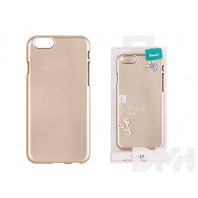 iTotal JELLYIP7G Jelly iPhone 7 arany hátlap