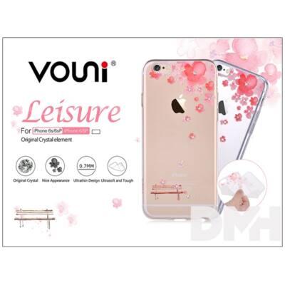 Vouni ST978129 LEISURE iPhone 6+/6S+ Crystal átlátszó hátlap